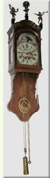 1799 Friese Clock